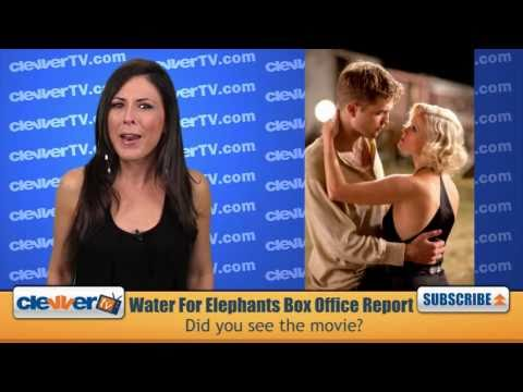 Robert Pattinson's 'Water For Elephants' Beaten By 'Rio'