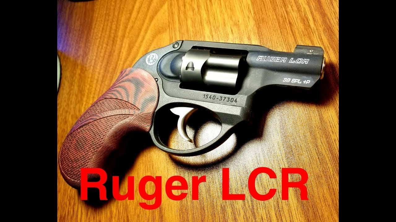 Ruger Lcr Ccw Gun Review