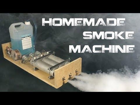 Making the Monster Fog Machine - Nicolas Salenc PBP
