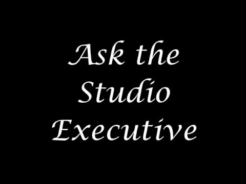 Ask the Studio Executive Episode 2 - Magnets Don't Grow On Trees, You Know!