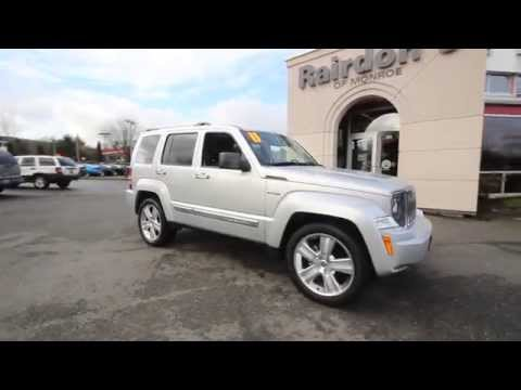 2012 Jeep Liberty Limited Jet Edition | Silver | CW126411 | Everett | Snohomish