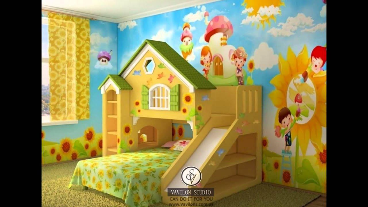 Дизайн Детской Комнаты 8|дизайн проект комнаты девушки