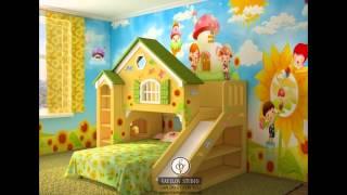 Дизайн детской комнаты №8(Выбор детской комнаты – по-настоящему серьезное решение. Ведь здесь необходимо учесть множество факторов:..., 2016-03-20T20:36:24.000Z)