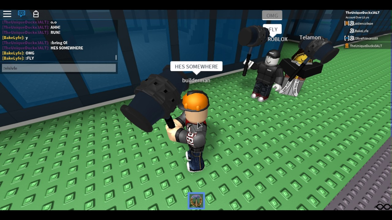 Roblox Movie Admins Vs Hackers Part 1 Youtube