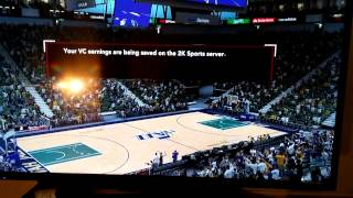My 2k15 myCareer freezes after game