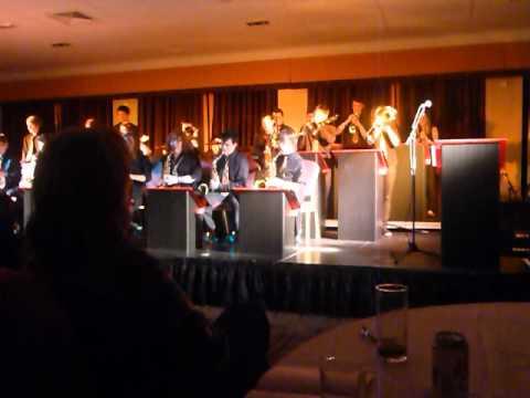 Freeze Frame - Highland Youth Big Band