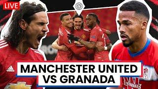Manchester United 1-0 Granada | LIVE Stream Watchalong