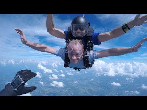 Craig Frank's skydive at Skydive Alabama