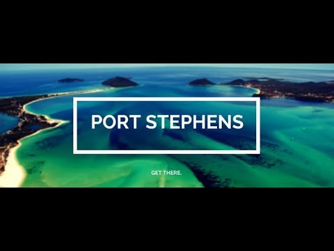 Port Stephens & Port Macquarie (HD) - Nelson Bay - NSW, Australia
