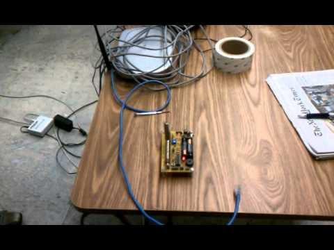 Geiger Counter meets Californium.