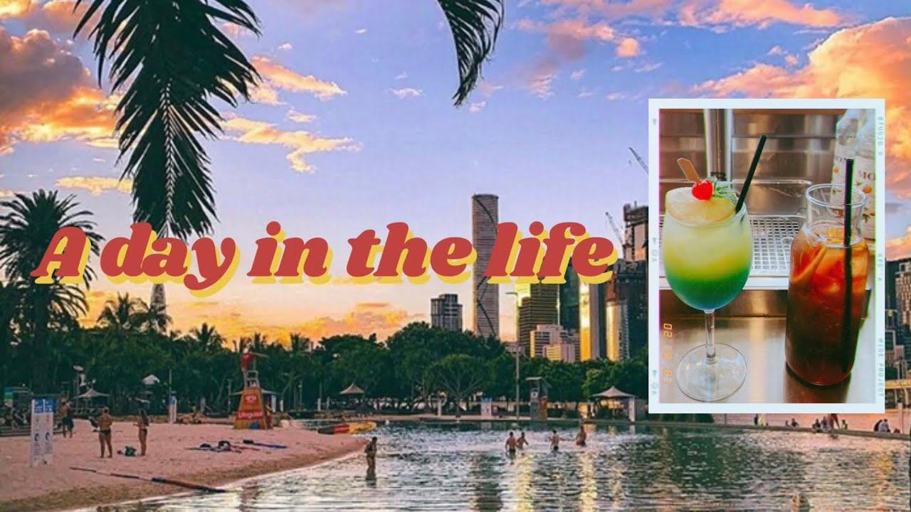 Vlog 호주워홀 브리즈번 레스토랑 바텐더로 하루살기 랜선체험 POV