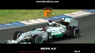 GTR2 FIA GT Racing Game - F1 Practice Run gameplay