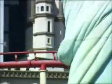 New York New York (Las Vegas) Rollercoaster Commercial