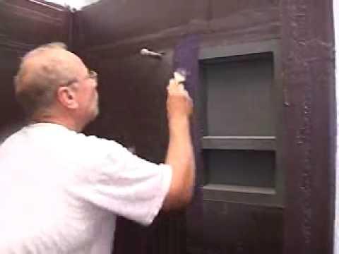 prospec shower niche installation