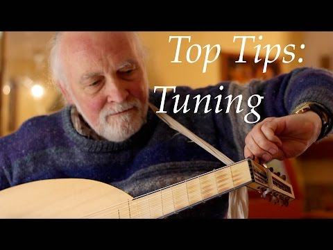 Luteshop39s top tips   Tuning