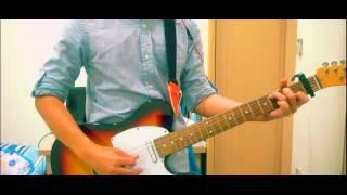 陳奕迅-讓我留在你身邊 電影『擺渡人』主題曲-guitar COVER