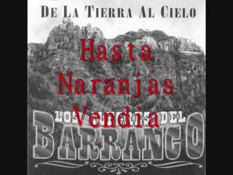 LOS ALEGRES DEL BARRANCO  MIX DE LA TIERRA AL CIELO JAK2☑