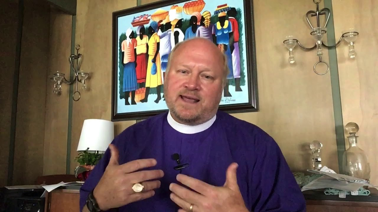 Bishop Russell's Reflection for Ascension: Is this the time?