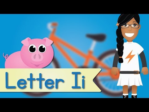 Letter I Song (Official Letter I Music Video by Have Fun Teaching)