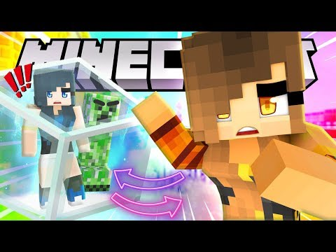 Minecraft - We must survive the EVIL TROLLING BOX! thumbnail