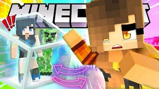 Minecraft - We must survive the EVIL TROLLING BOX!