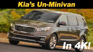 2016 / 2017 Kia Sedona Review and Road Test | DETAILED in 4K UHD!