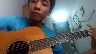 (Fingerstyle guitar) Nắng chờ cover