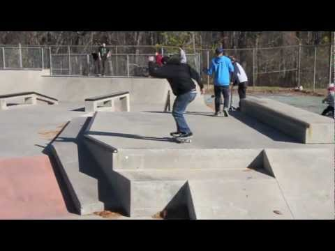 Hardware City at Windsor Locks Skatepark