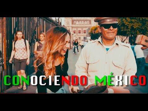CONOCIENDO MÉXICO ≠ DANIELA RUEDA
