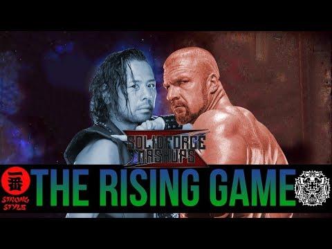 "WWE Mashup: Shinsuke Nakamura and Triple H - ""The Rising Game"""