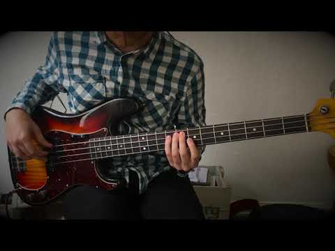 Approach notes -  udvidet jazz blues (bas)
