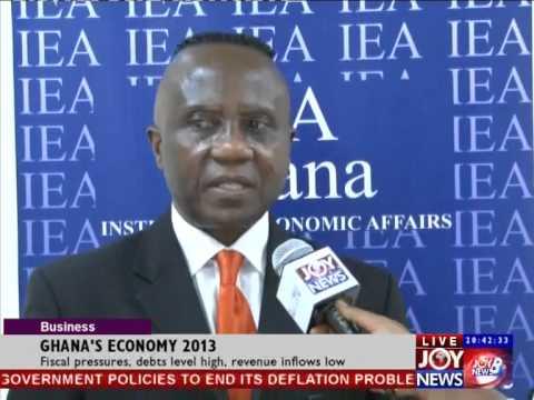 Ghana's Economy 2013