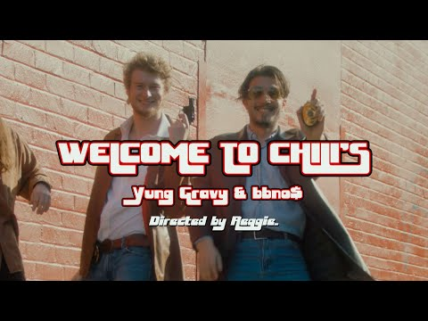 Yung Gravy & bbno$ - Welcome to Chilis prod. Y2K [Official Music Video] from YouTube · Duration:  2 minutes 46 seconds