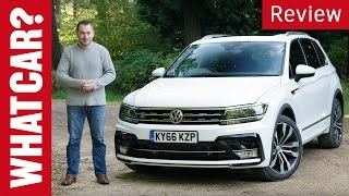 2017 Volkswagen Tiguan review | What Car?