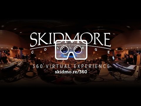 Experience Skidmore in 360