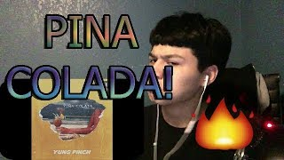 Yung Pinch - Pina Colada (WSHH Exclusive - Official Music Video) REACTION!