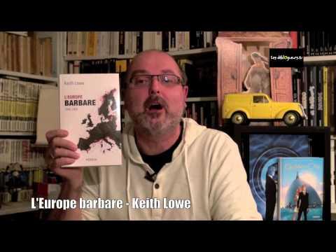 La chronique de Jean-Edgar Casel - L'Europe barbare