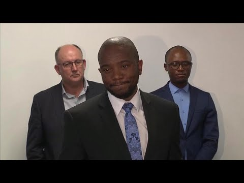 South African opposition leader Mmusi Maimane resigns