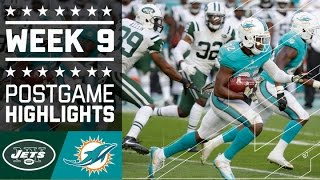 miami dolphins vs new york jets full game 2016