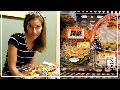 $10 Japanese Supermarket Meal Challenge! 💰