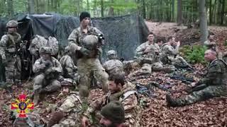 Украинские военные стали легендой учений Saber Junction