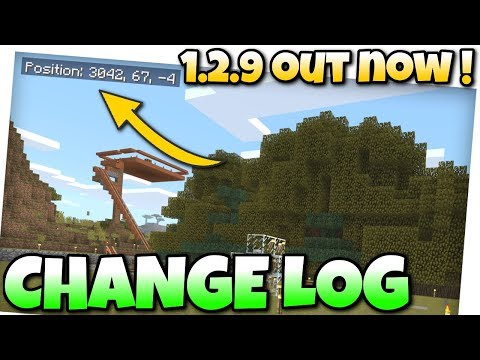 Minecraft 129 Update  OUT NOW ! Changelog  Bedrock  Xbox  MCPE  Windows 10