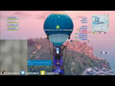 Download FlightReacts RAGE QUITS After He Gets Kill on Fortnite Battle Royale 🤣
