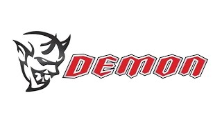 DODGE DEMON?   What I