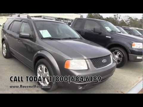 2005 Ford Freestyle Limited Awd Review Charleston Suv Videos For