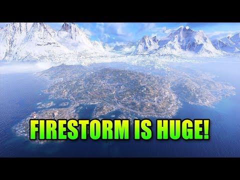 Firestorm Map Is Huge! & Road Map Friday | Battlefield V Halvoy thumbnail