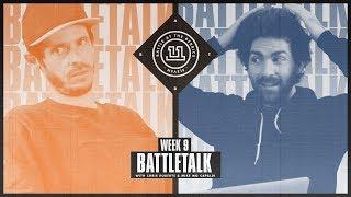 BATB 11 | Battletalk: Week 9 - with Mike Mo and Chris Roberts