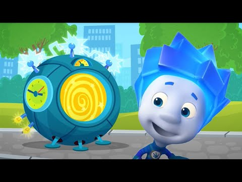 The Time Machine | The Fixies | Cartoons for Children