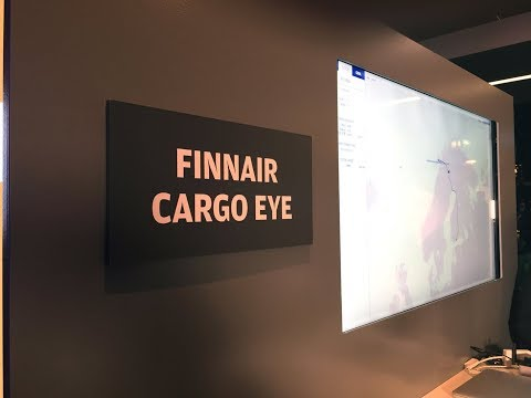 Finnair Cargo Eye Tool for Real-Time Air Cargo Tracking Unveiled