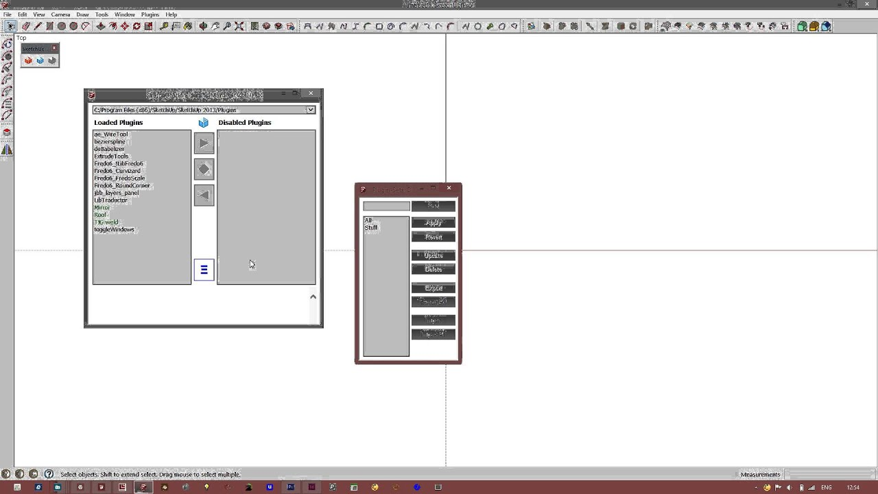 Sketchup Plugins 2d Tools Sketchup - pokswap